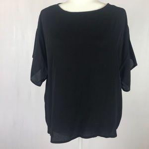 Glam Brand Black Blouse